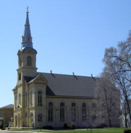 St. Hedwig's Catholic Church