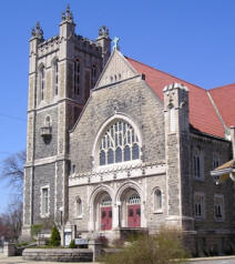 St. Paul's Memorial United Methodist Church